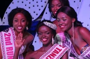 Diana Edward Is Miss Tanzania 2016